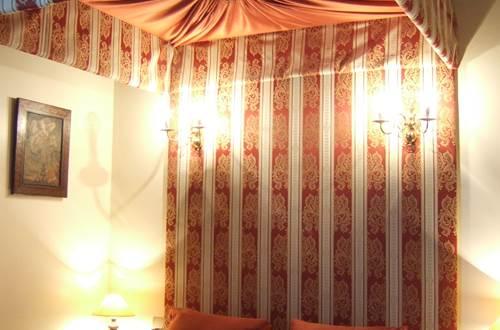 remoulins;gard;chambre © ducruet