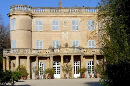 Argilliers - Château de Castille ©