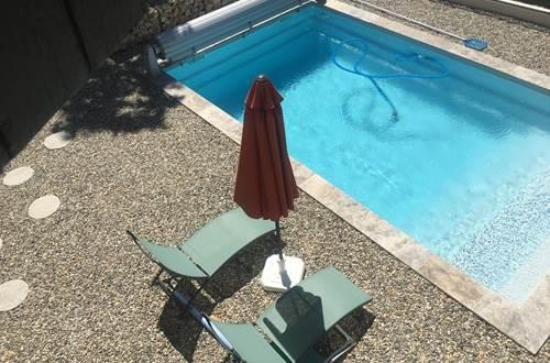 Vue piscine ©
