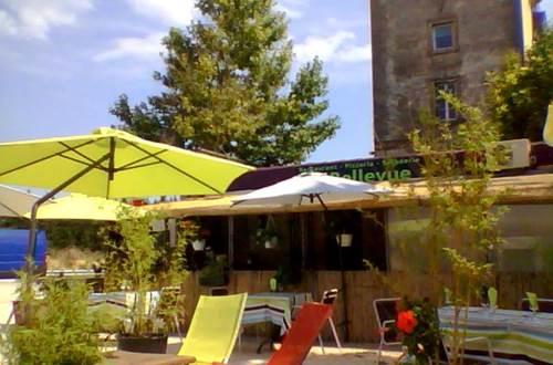 castillon du gard;gard;restau;restaurant ©