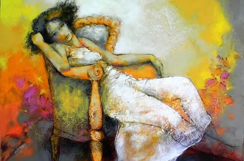 Atelier Nathalie Montel - Femme ©