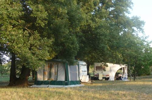 Mas Cauvy camping ©