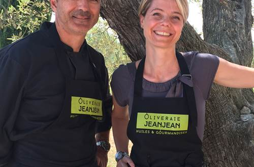 M et Mme Jeanjean ©