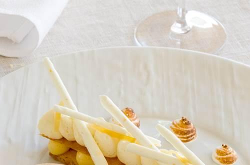 Le VIEUX CASTILLON restaurant ©