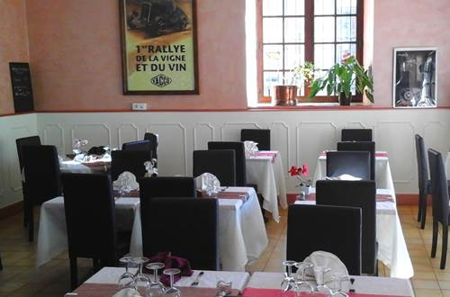 Restaurant La Brasserie d'Assas 2 ©
