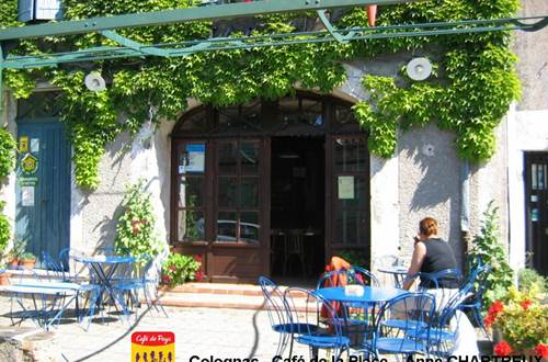 Café de la Place Terrasse ©