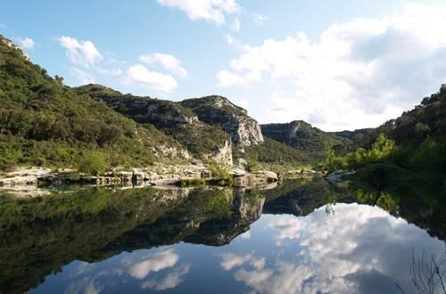 Gorges du Gardon- Escapades Nature Gard ©