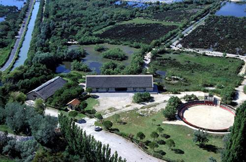 Centre de découverte du Scamandre ©