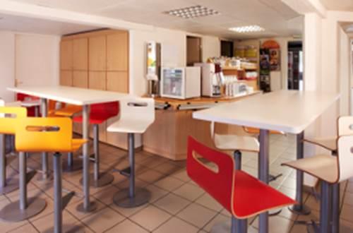 PREMIERE CLASSE Salle de restaurant ©