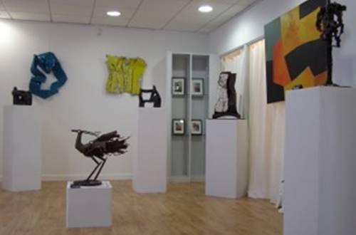 L'Atelier des artistes exposition © L'Atelier des artistes