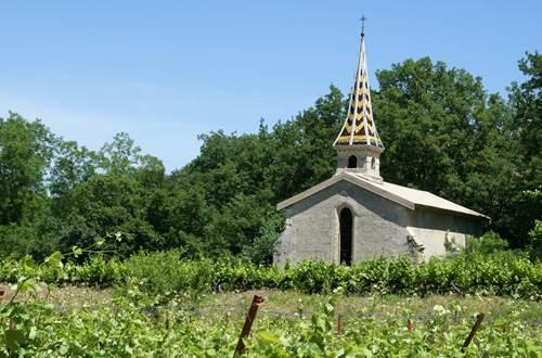 Chartreuse de Valbonne ©