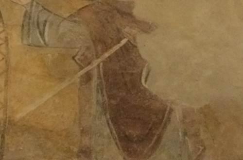 fresques médiévales de l'Église de Saint-Bonnet-du-Gard © sbdg.passion.patrimoine