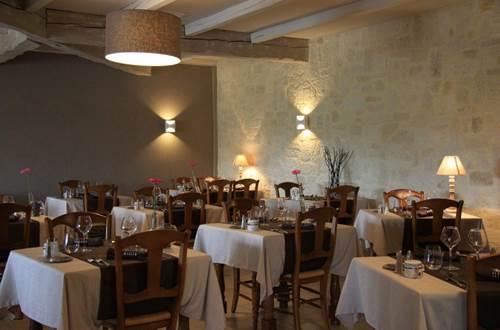 Restaurant La Porte Des Cévennes Anduze ©
