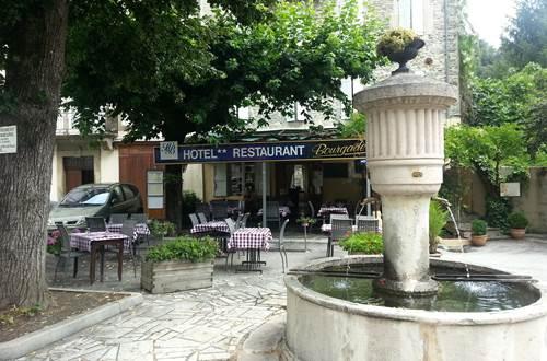 restaurant Bourgade ©
