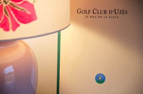 GOLF CLUB D'UZES chambres d'hôtes à Uzès © ALLIER Maryse