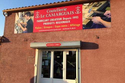 Coutellerie Le Camarguais - Boutique ©