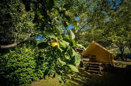 Camping Le Mouretou © Sud de France Développement