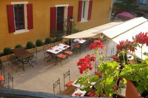 Restaurant L'Oronge ST JEAN DU GARD ©