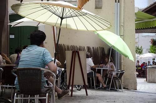l'Ô à la Bouche Restaurant Anduze ©