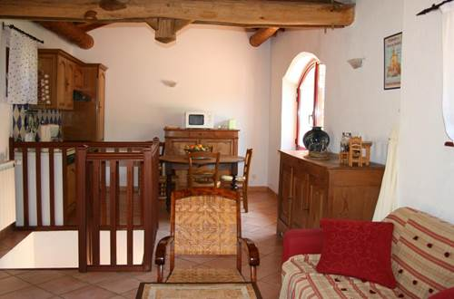 Gîte n°30G12538 – ST PAUL LA COSTE – location Gard © Gîtes de France Gard