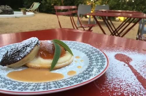La Guinguette de Valmont dessert ©