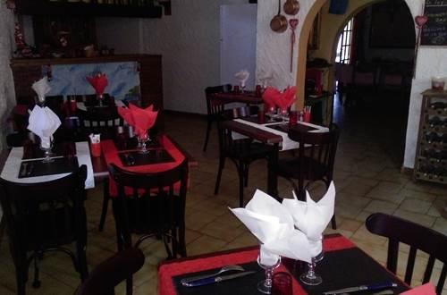 Restaurant Le Saint-Gillois ©