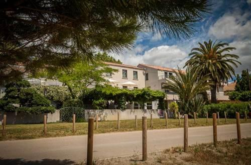 Hôtel Canal Aigues Mortes © Sud de France Développement