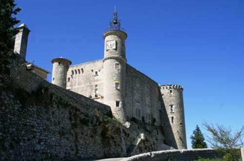 Château de Lussan ©