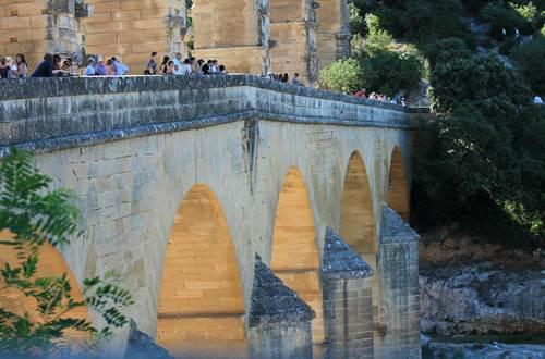 pont-du-gard © Office de Tourisme du Pont du Gard