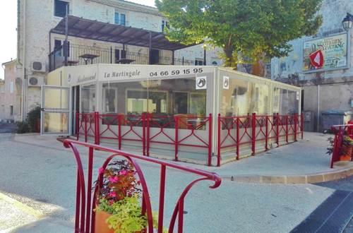 Restaurant La Martingale La Calmette ©