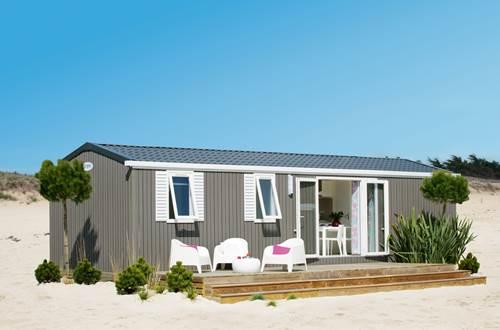 Lodge Premium 8 Personnes Camping de l'Espiguette © LEGDRDEV