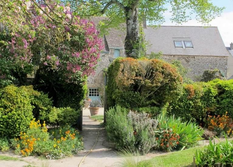 La Seigneurie - le jardin