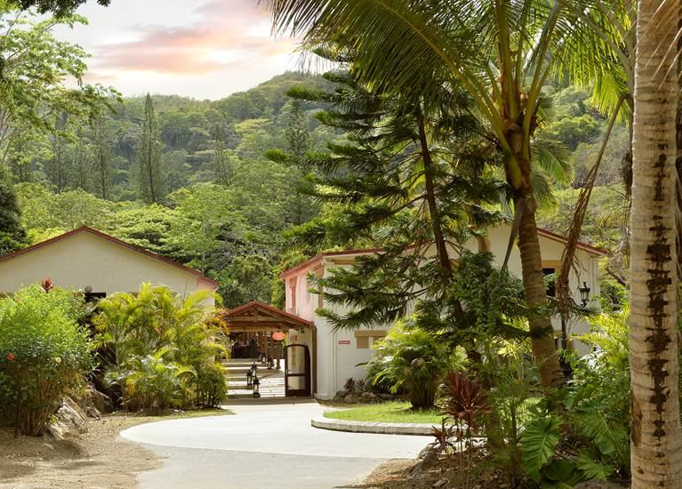 Hotel Evasion à Sarraméa