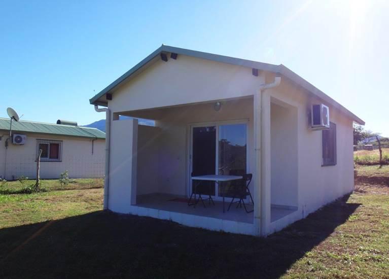 Extérieur bungalow