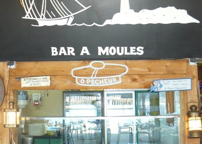 Bar à moules