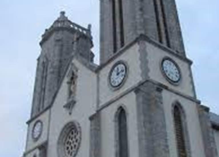 Façade cathédrale Saint-Joseph