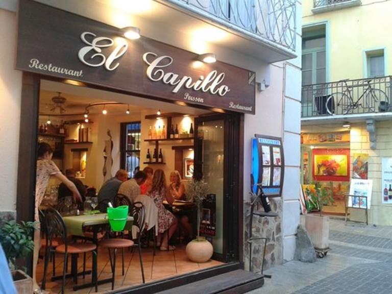 Restaurant EL CAPILLO