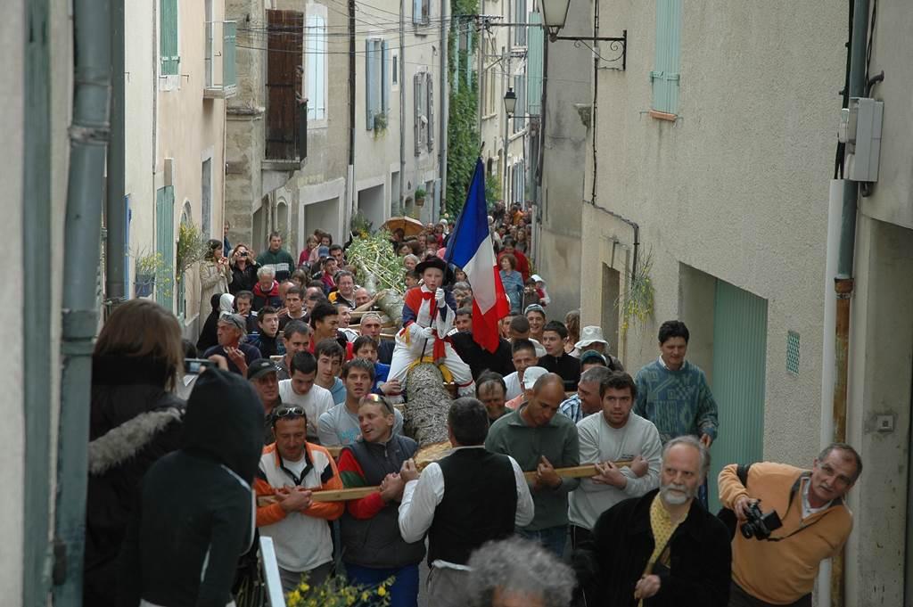 Fête du Mai de Sainte Tulle