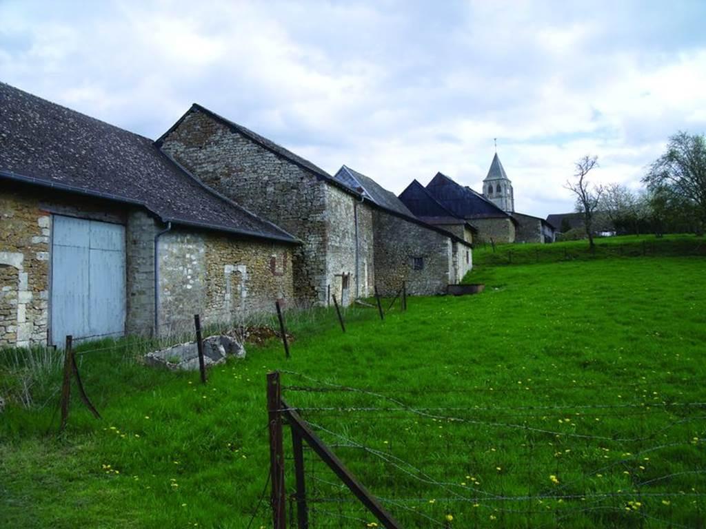 Eglise d'Antheny