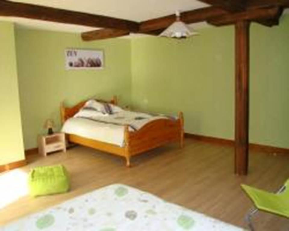 chambre zen 2ème lit