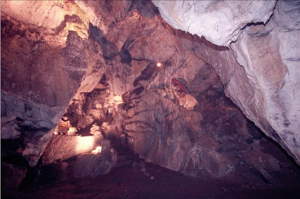 La grotte de Nichet