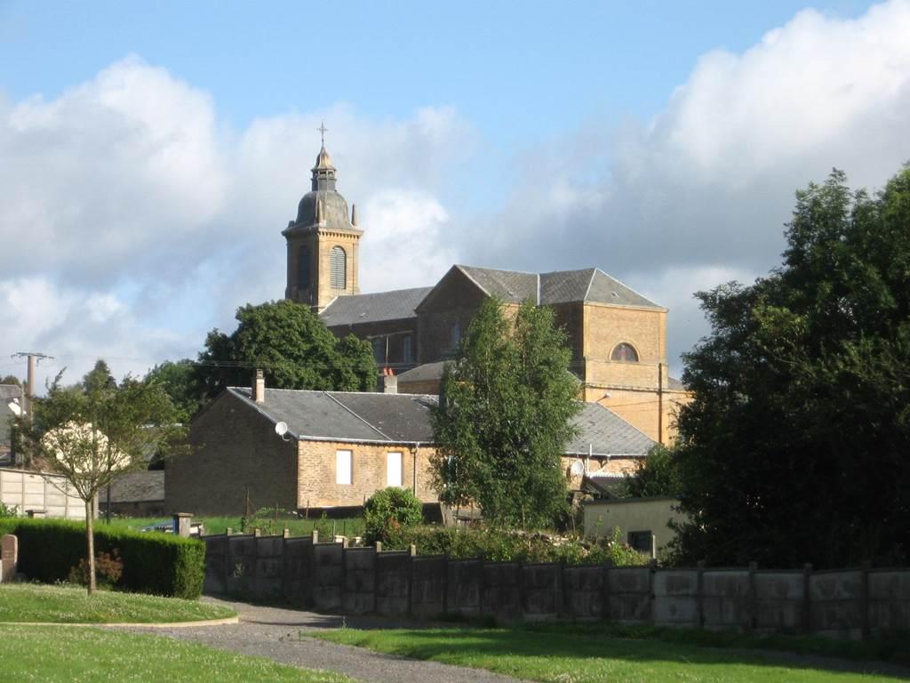 vue sur l'Eglise